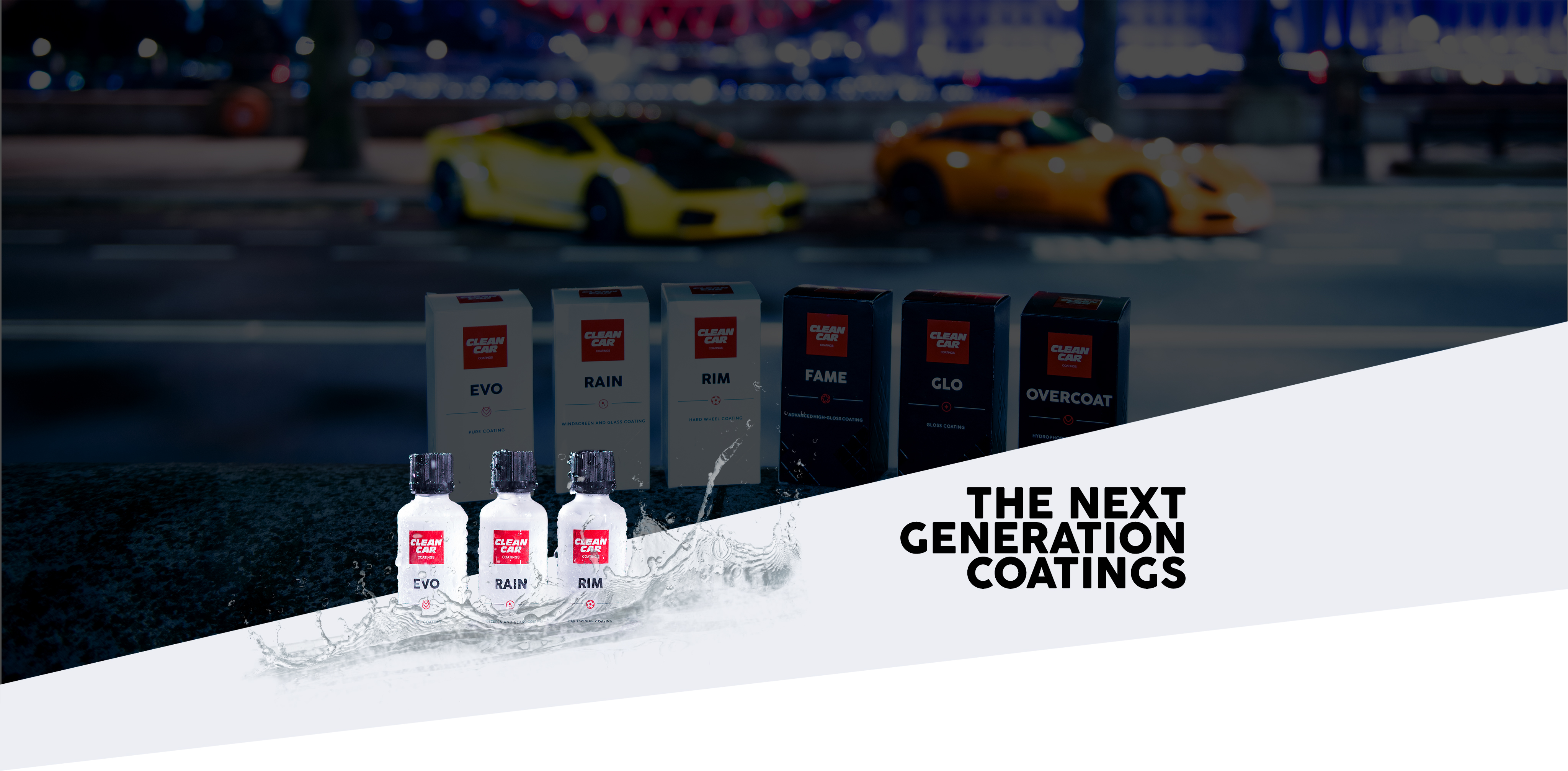 THE NEXT GENERATION COATING