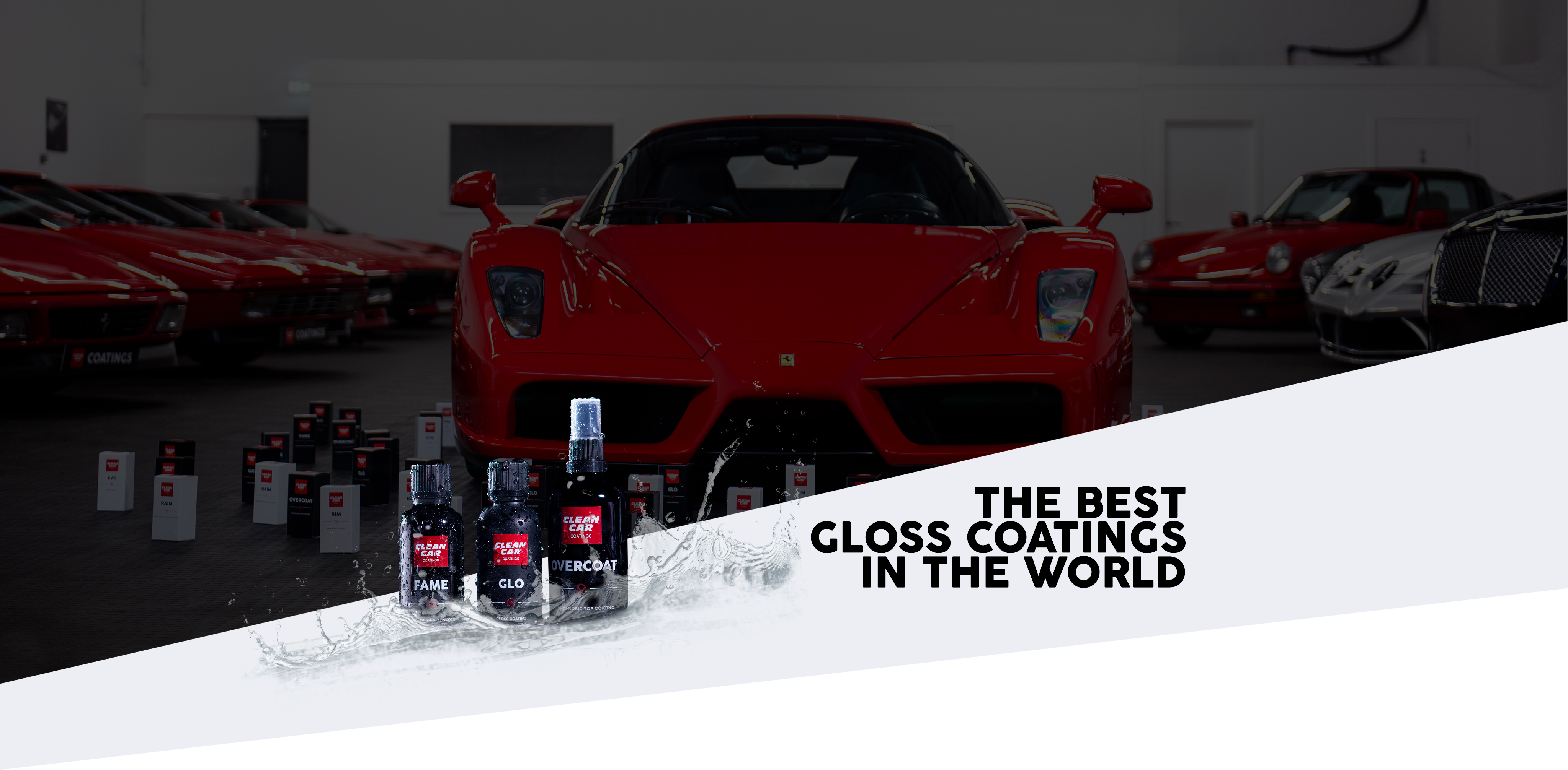 THE BEST GLOSS COATINGS IN THE WORLD